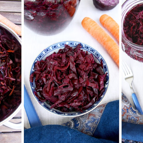 Easy Russian-Style Homemade Sauerkraut