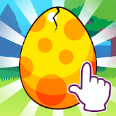 Game Egg Clicker - Kids Games apk for kindle fire