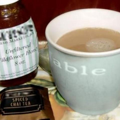 how to make chai tea from a tea bag