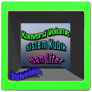 Download Cubic and Liter System Volume Conversion For PC Windows and Mac