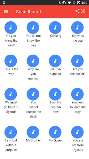 Ugandan Knuckles Soundboard For PC