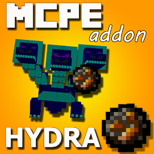 Add-on Hydra (boss) for MCPE