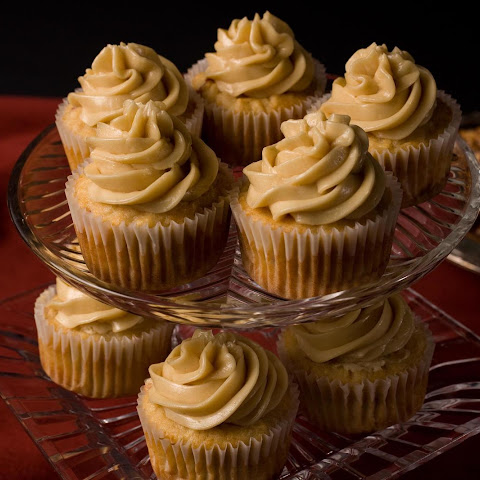 Spiced Apple Cupcakes