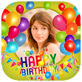 Birthday Photo Frames Wishes APK for Bluestacks