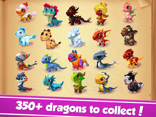Dragon Mania Legends screenshot 7