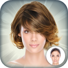 Hairstyles Woman Montage Maker