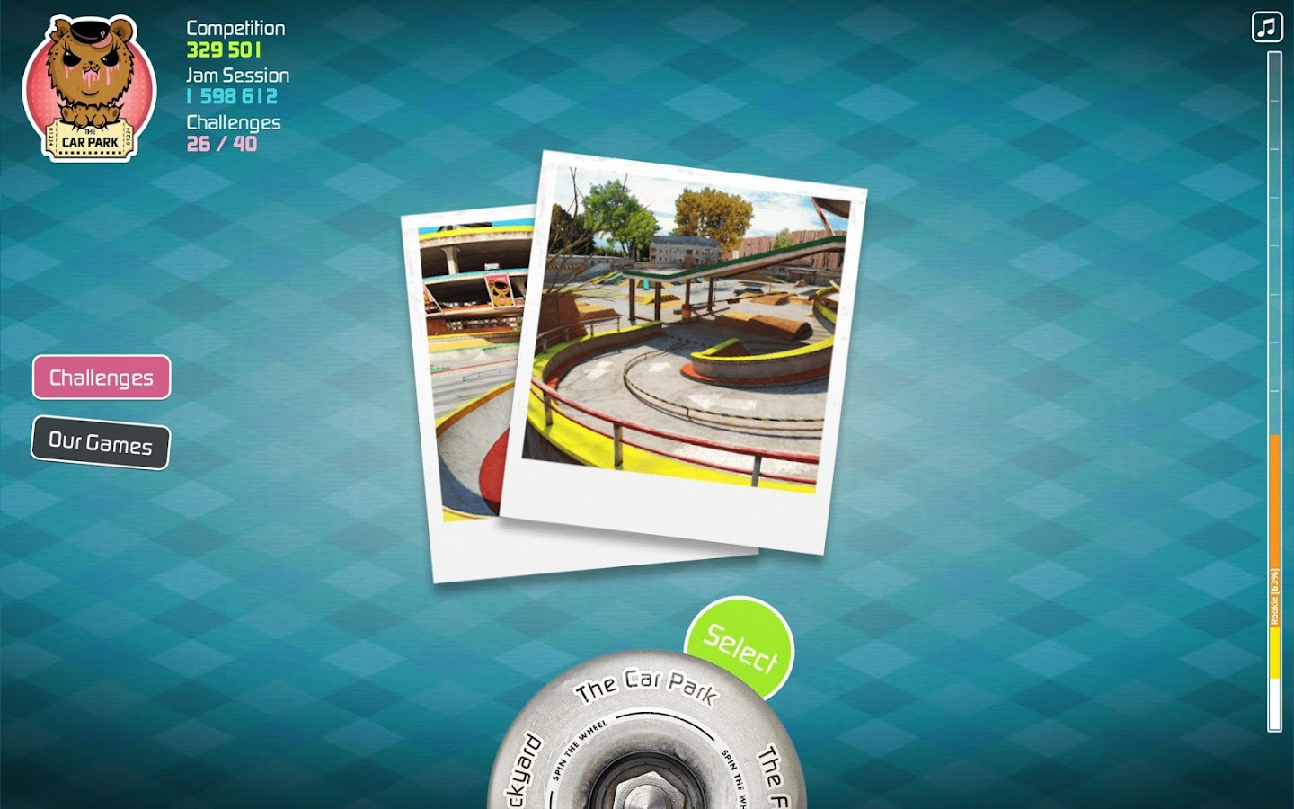 Touchgrind Skate 2 Screenshot 8