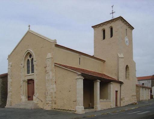 photo de Saint Hilaire du Bois (Eglise Saint Hilaire)