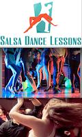 Screenshot of Salsa Dance lessons Online