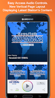 Screenshot of Newstalk 630 WBMQ