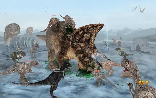 Dinos Online screenshot 4