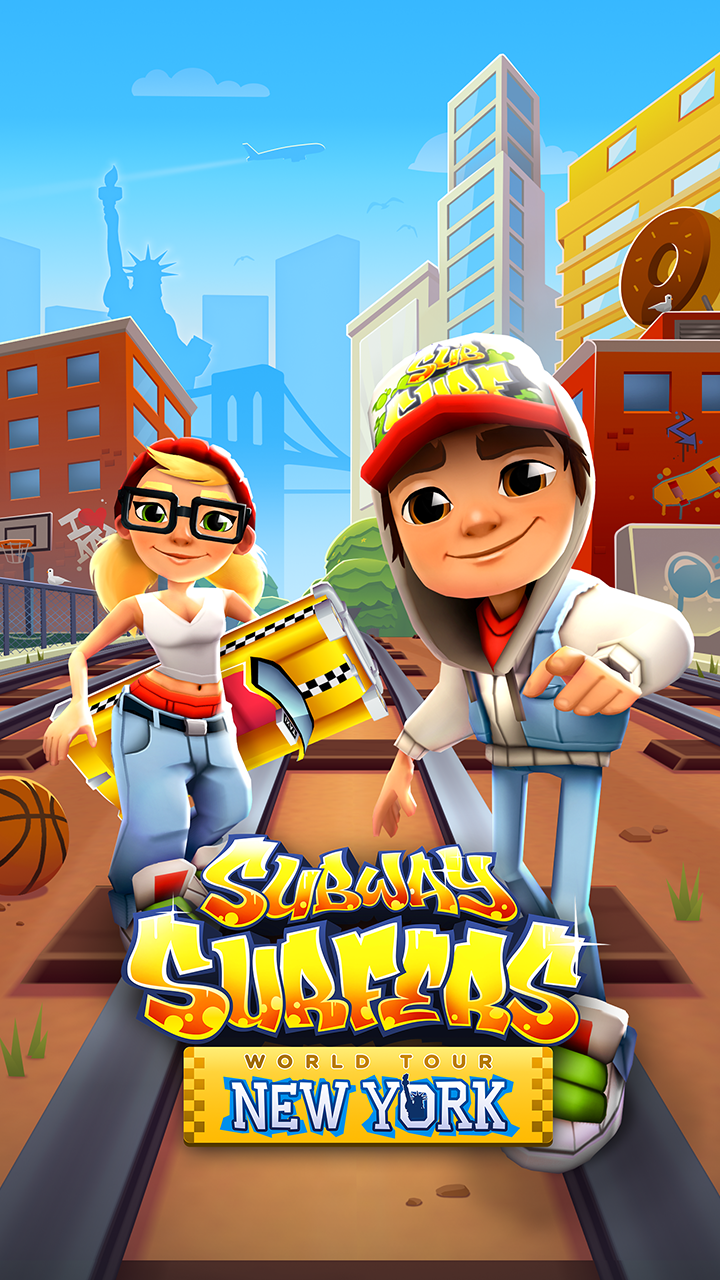 Subway Surfers Screenshot 8