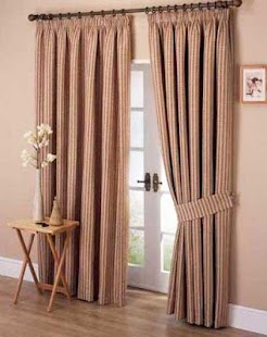 Bedroom Curtain Design Idea - screenshot