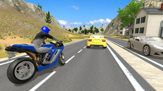 Offroad Bike Driving Simulator for pc