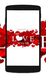 HD Love Wallpapers - screenshot