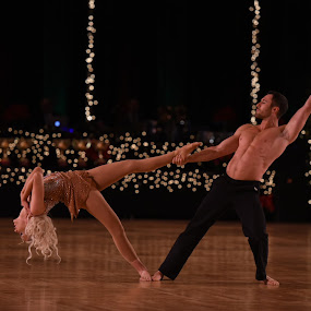 The Dance 103 by Mark Luftig - People Musicians & Entertainers (  )