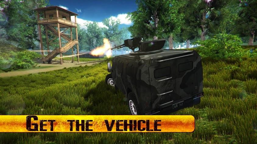 Last Battle Royale on Unknown Island Survival Screenshot