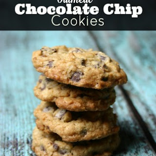 Oatmeal Chocolate Cookies