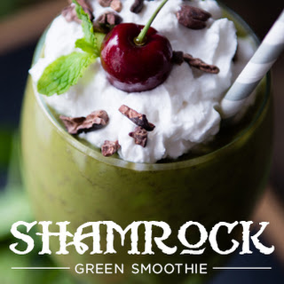 Shamrock Green Smoothie