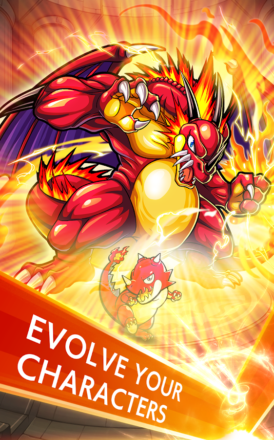 Monster Strike Screenshot 14