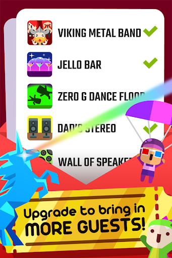 Epic Party Clicker - The Game - screenshot