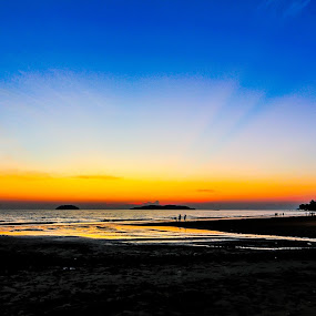 by Ramlan Abdul Jalil - Landscapes Sunsets & Sunrises
