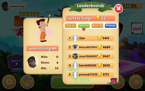 Free Chhota Bheem Race Game APK for Windows 8