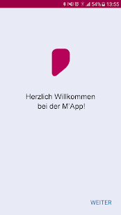 M'App - screenshot