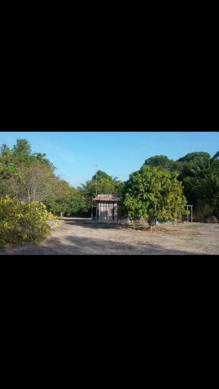 Sítio rural à venda, Gleba Tacutu, Boa Vista.