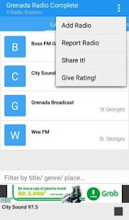 Grenada Radio Complete - screenshot