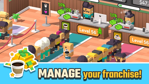 Idle Coffee Corp For PC
