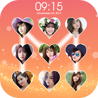 love lock screen on PC / Windows 7.8.10 & MAC