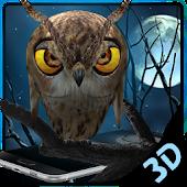 App 3D Vivid Night Owl Launcher APK for Windows Phone