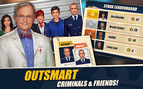 NCIS: Hidden Crimes APK screenshot thumbnail 11