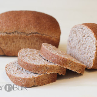 Whole Wheat Bread {and Wheat Tortillas}