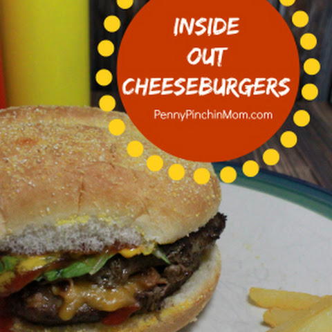 Inside Out Cheeseburgers (One of My Favorite Recipes)