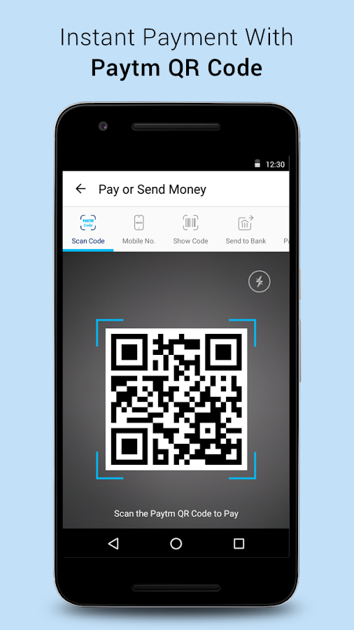Recharge, Bill Pay & Wallet Screenshot 1