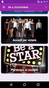 Star Del Web - Be A Star - screenshot