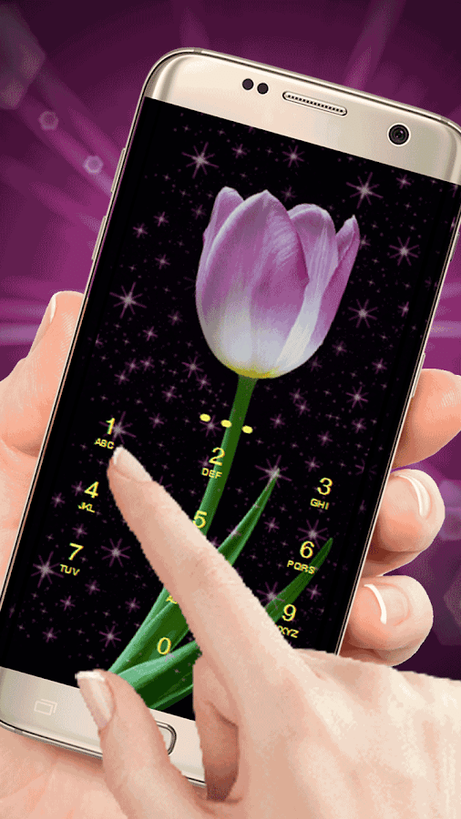 Rosa Tulpe Schöne Blume android apps download