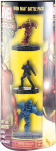 "Фигурка ""Heroclix Marvel"" Classics Ironman and Black Widow"