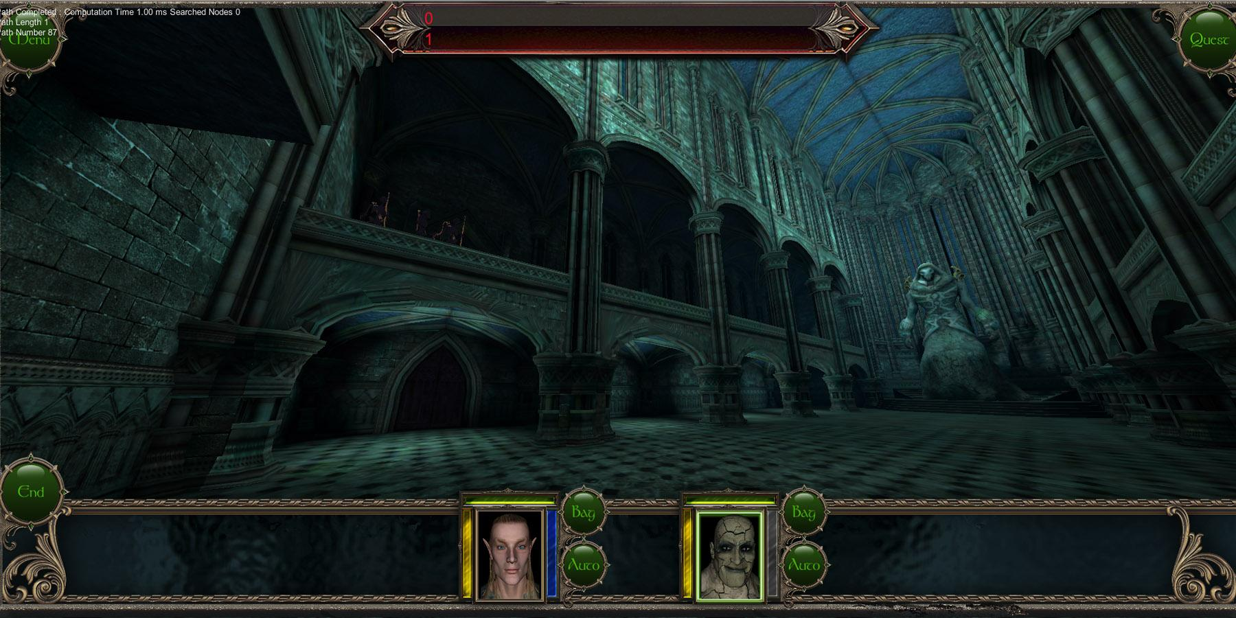 Axe and Fate HD 3D RPG Screenshot 2
