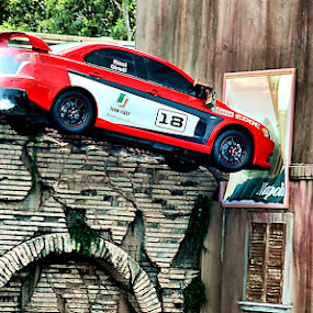 'An Amazing Stunt' by Ibrahim Samsudin - Sports & Fitness Other Sports