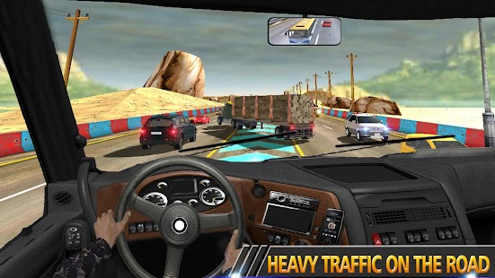 In Truck Driving Games : Highway Roads and Tracks