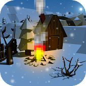 Winter Craft Survival Sim 3D  for Android