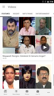 Free NDTV News - India APK for Windows 8