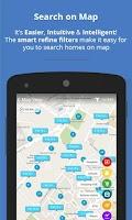 Screenshot of MagicBricks Property Search