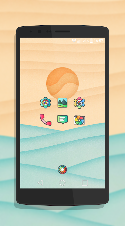 Griddy Icon Pack Screenshot 0