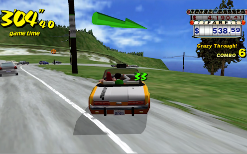 Game Crazy Taxi Classic apk for kindle fire