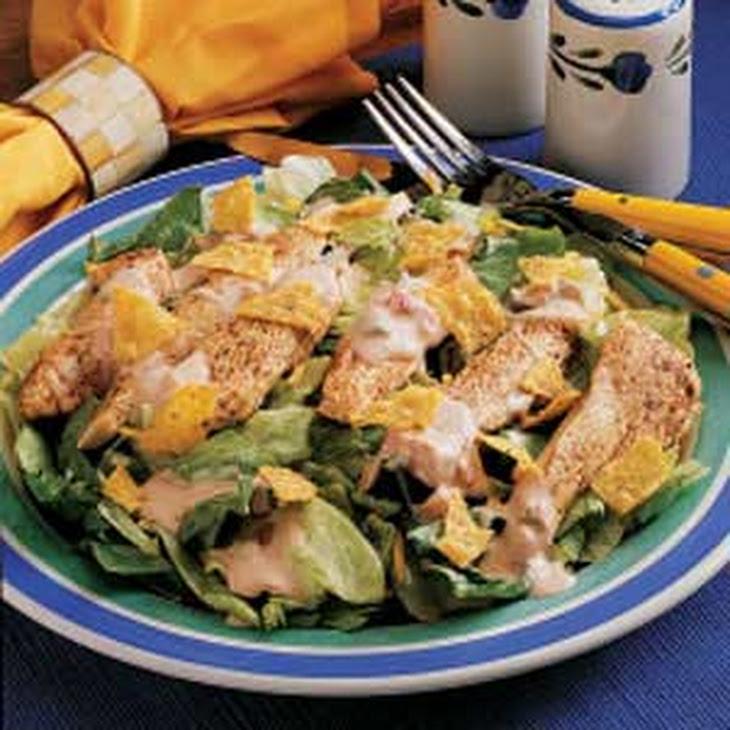 Ranch Chicken Salad Recipe | Yummly
