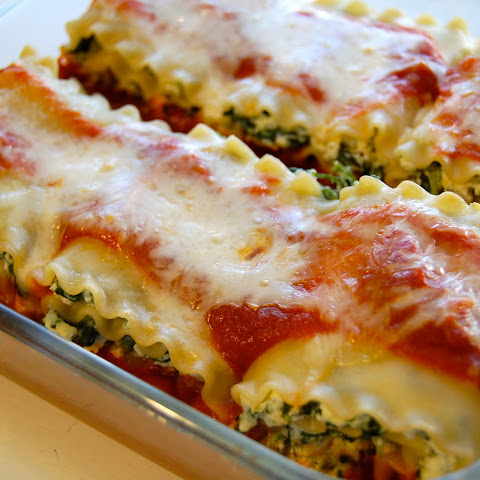 Zucchini Lasagna Rolls - amazing meals for weekend